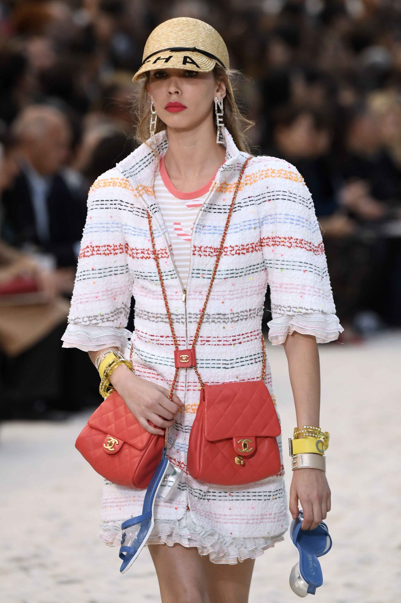 10 Of The Hottest Bags From Spring/Summer 2019 Runways