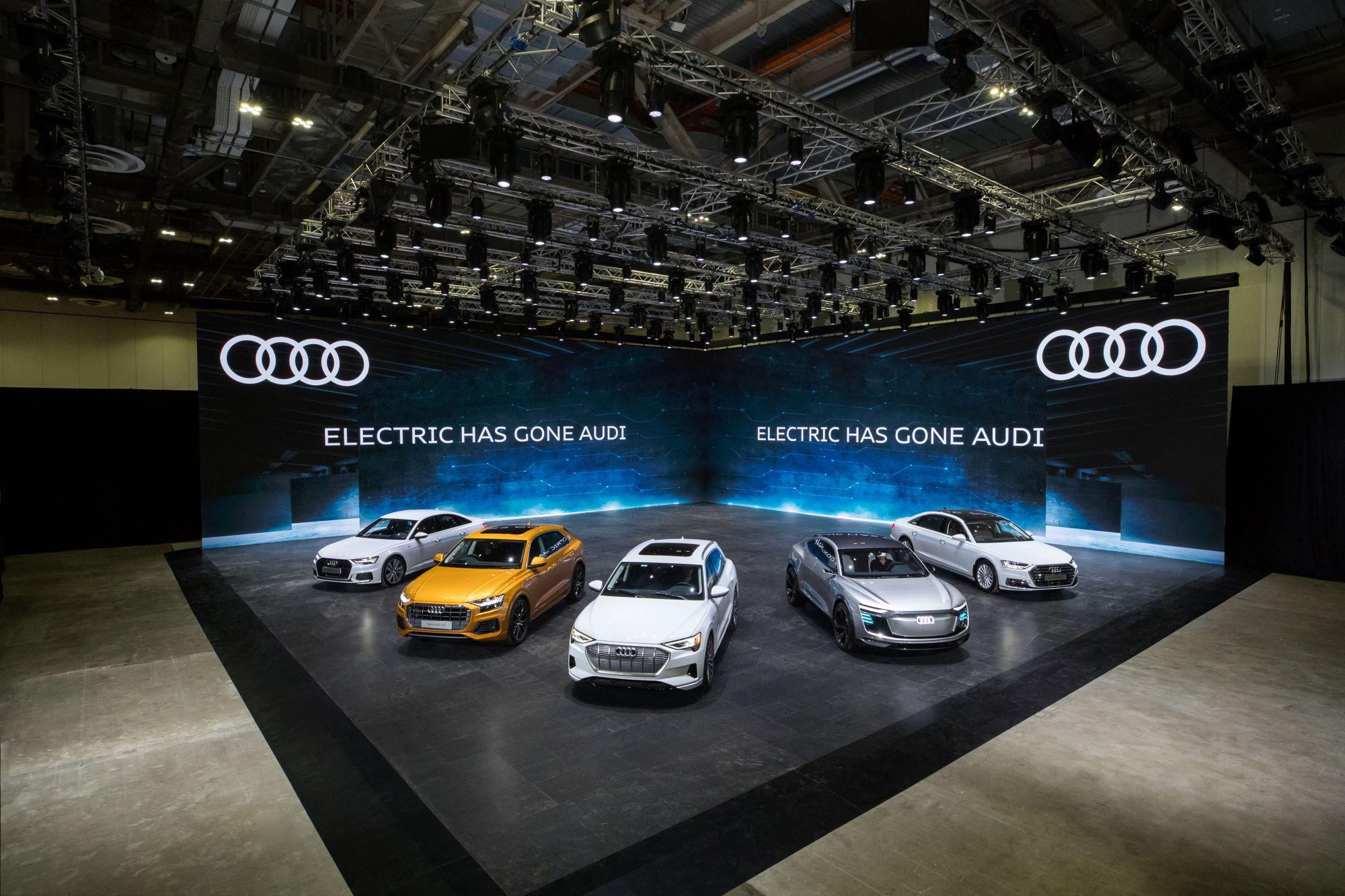 Experience The Future At Audi Brand Experience Singapore 2018