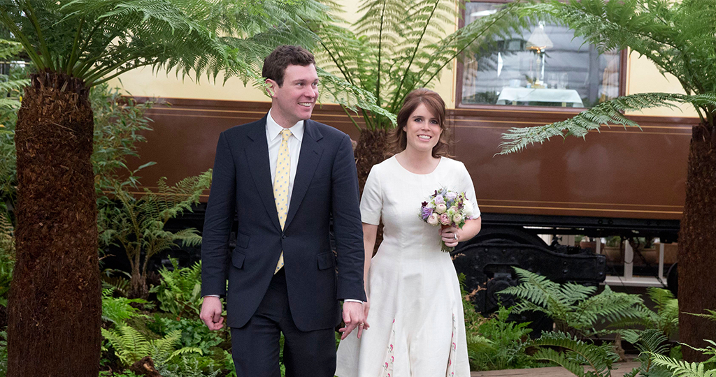 What To Expect For Princess Eugenie's Wedding