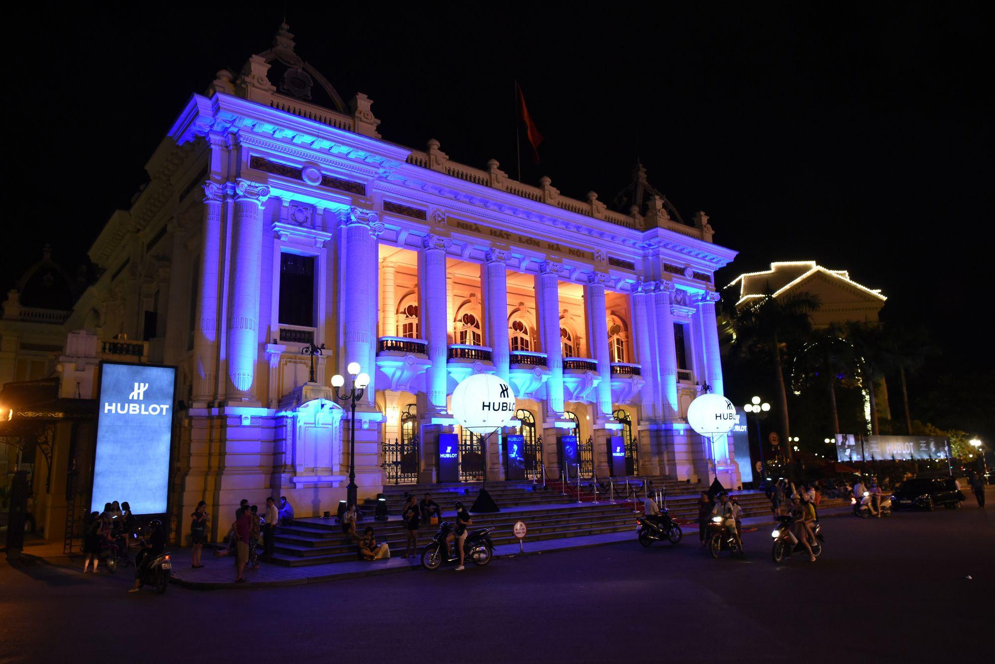 Hublot Debuts With A Big Bang In Hanoi
