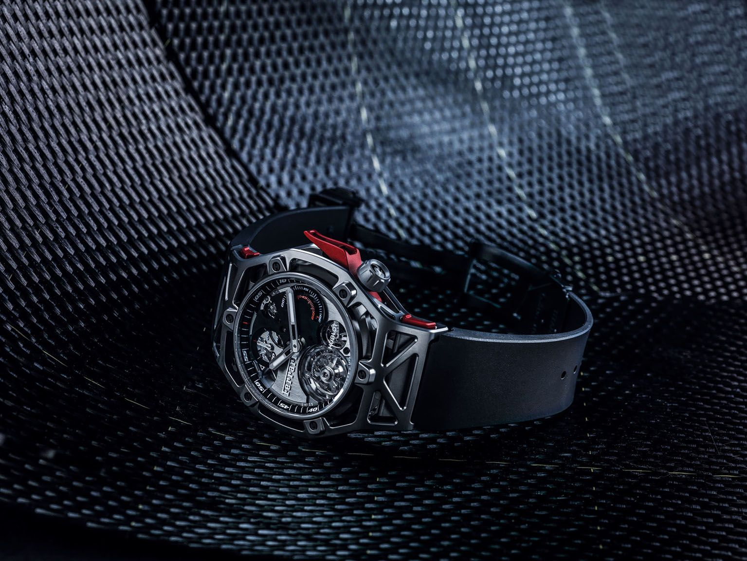 Get Schooled On The Different Carbon Fibre Variants Hublot Uses