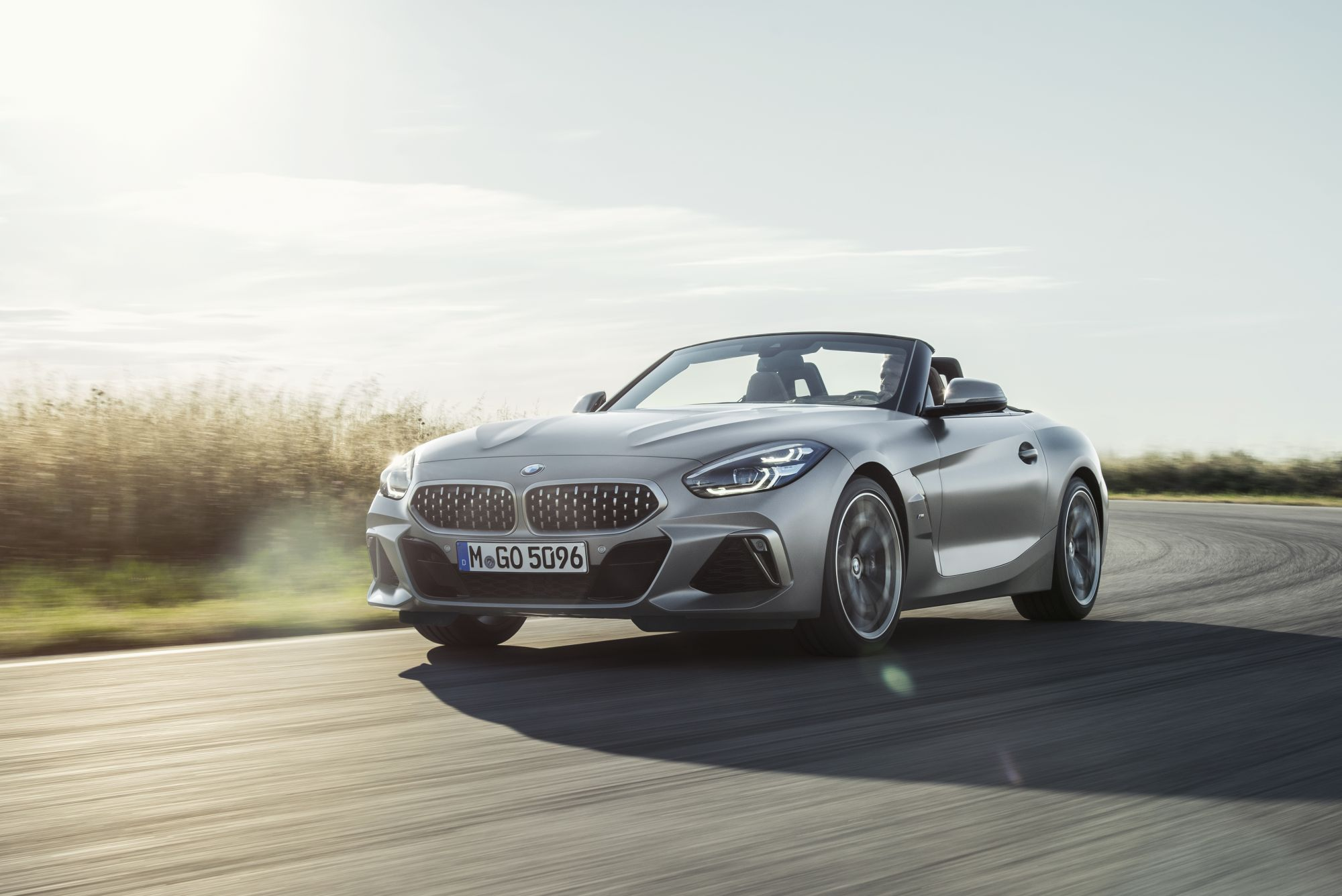 BMW Will Premiere The New Z4 Roadster At Paris Motor Show