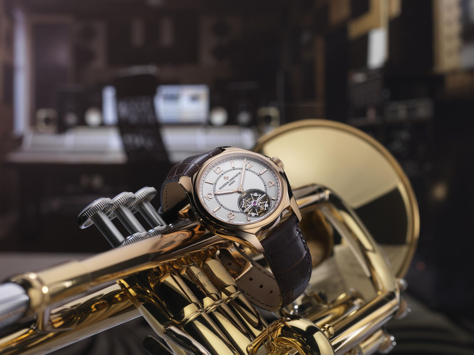 How Vacheron Constantin Is Changing Its Tune