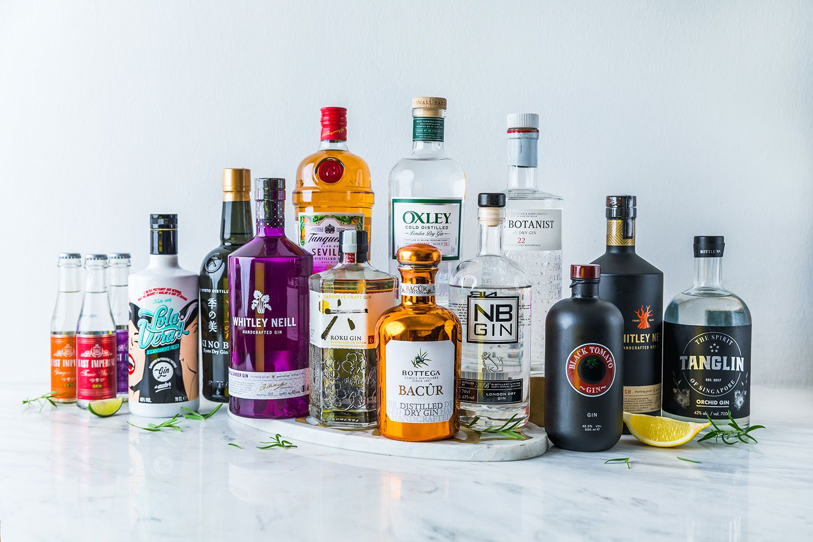 DFS Group's Craft Festival Features Spirits Available In Singapore For The First Time