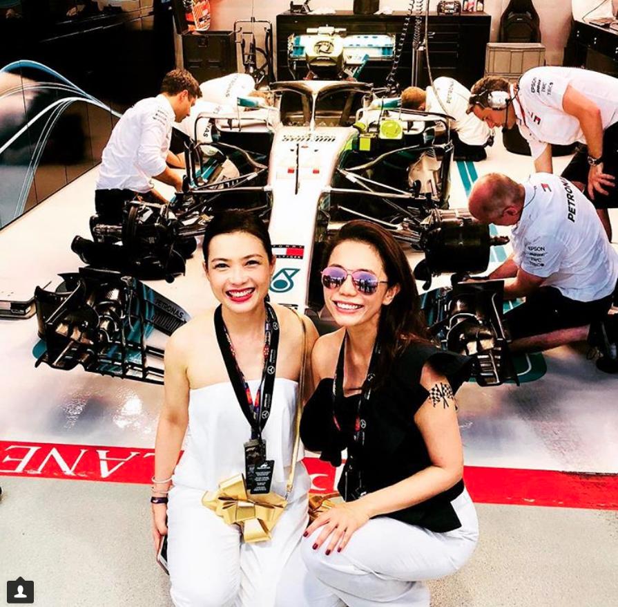 #Tatlergram: 2018 Singapore Grand Prix