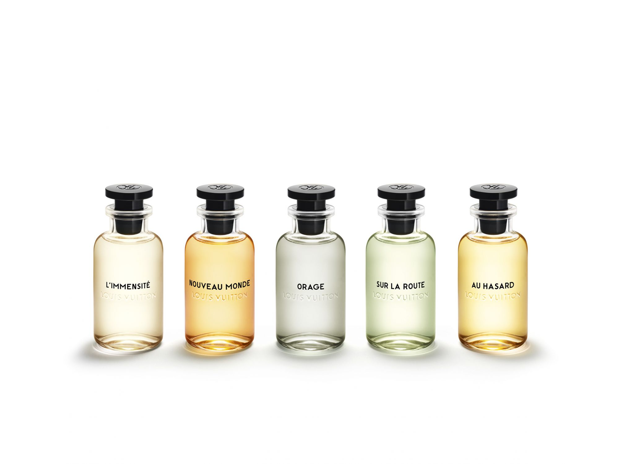 Louis Vuitton's First Fragrance Collection For Men Is Wanderlust In A Bottle