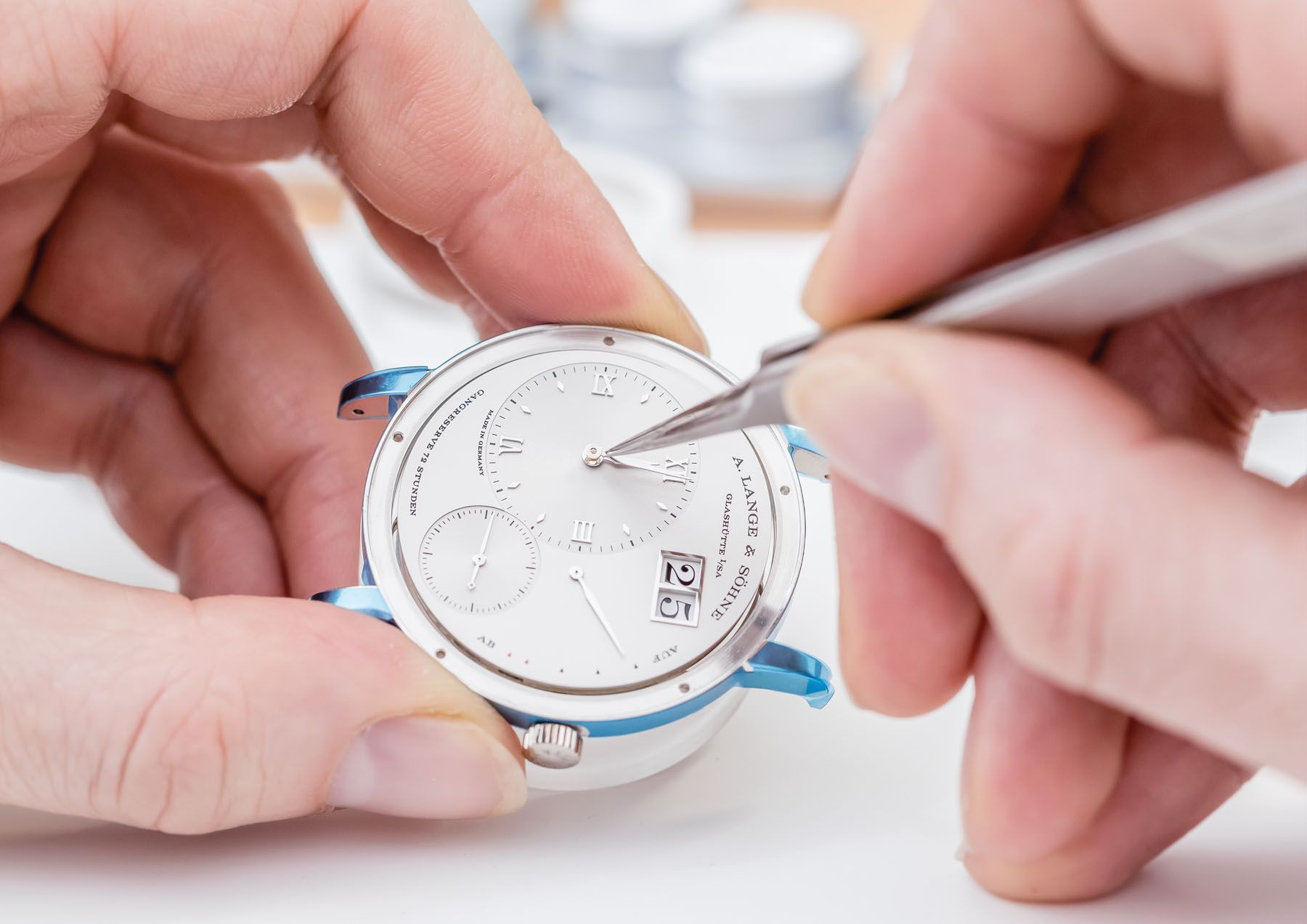 Tracing A. Lange & Söhne's Fascinating History As A Watchmaker