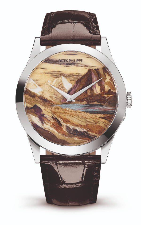 "Ref: 5089G ""Lac d'Emosson"" (Photo: Patek Philippe)"