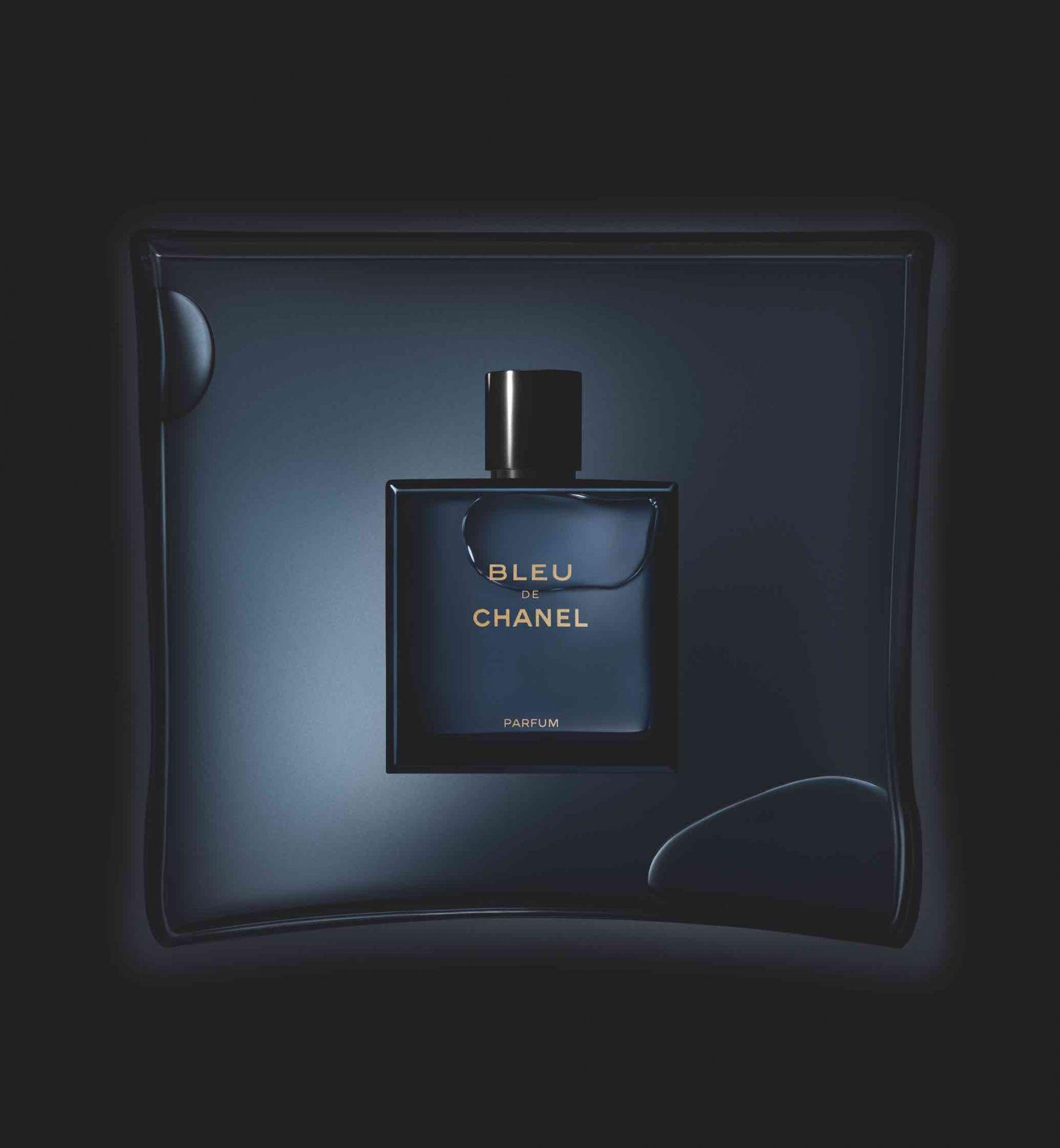 Chanel's Bleu de Chanel Ventures Into Parfum Territory