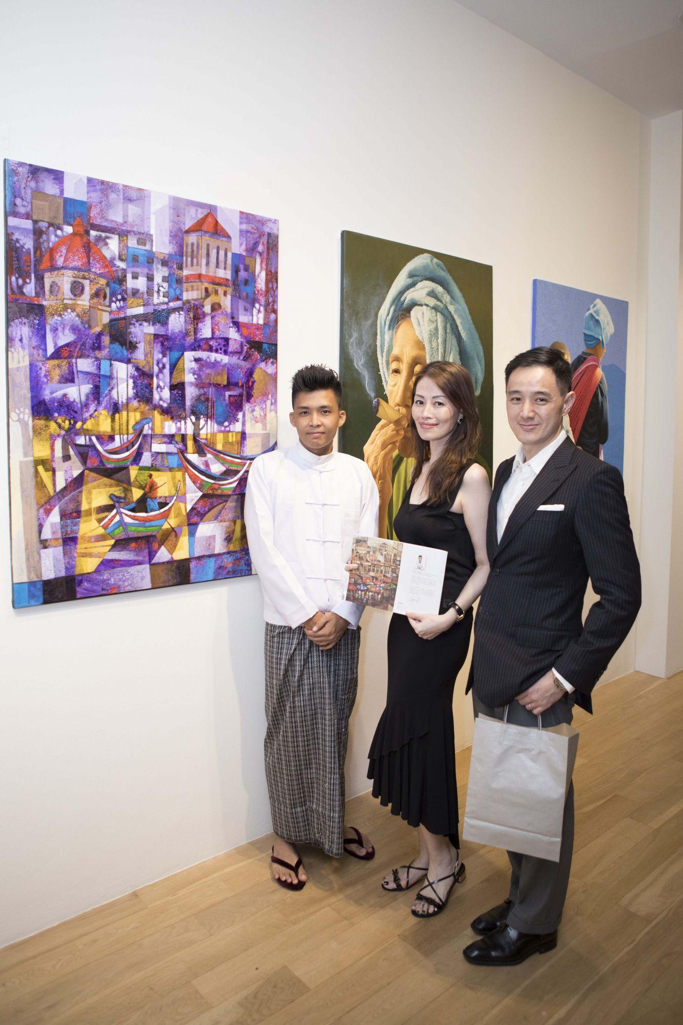 Lapyae, Serene Tan, Benjamin Kim