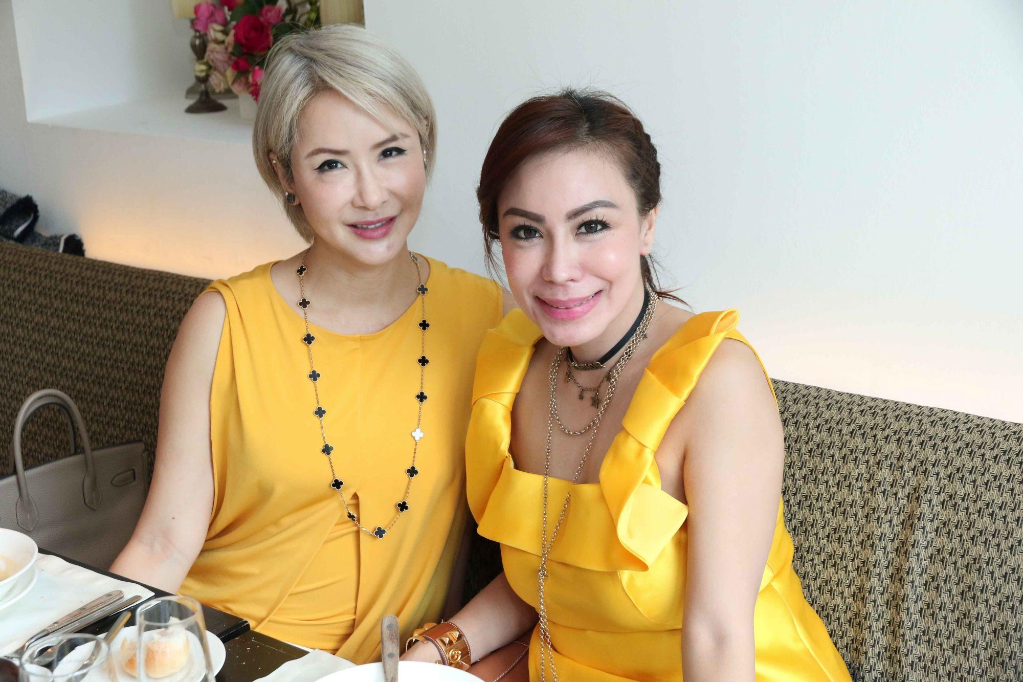 Celina Lin, Shirley Kuan