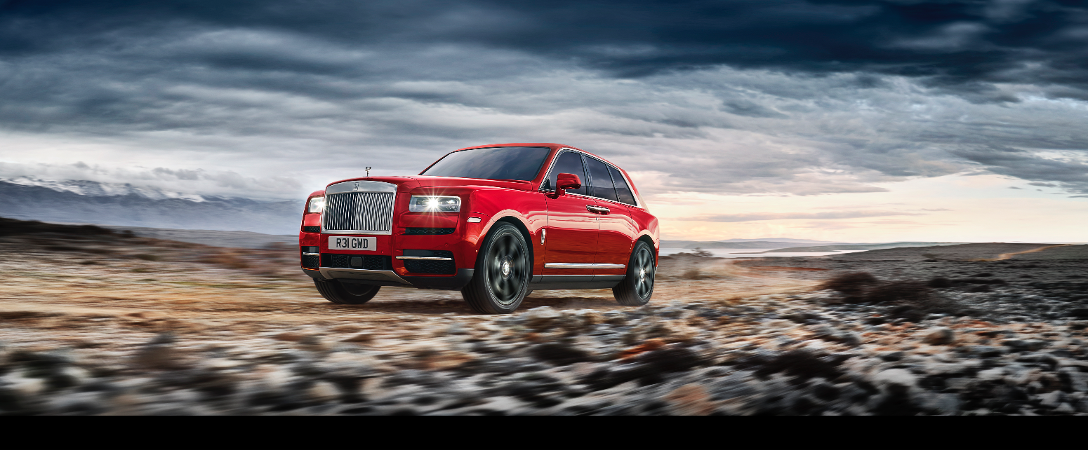 Will The New Rolls-Royce Cullinan Give Its Peers A Run For Their Money?