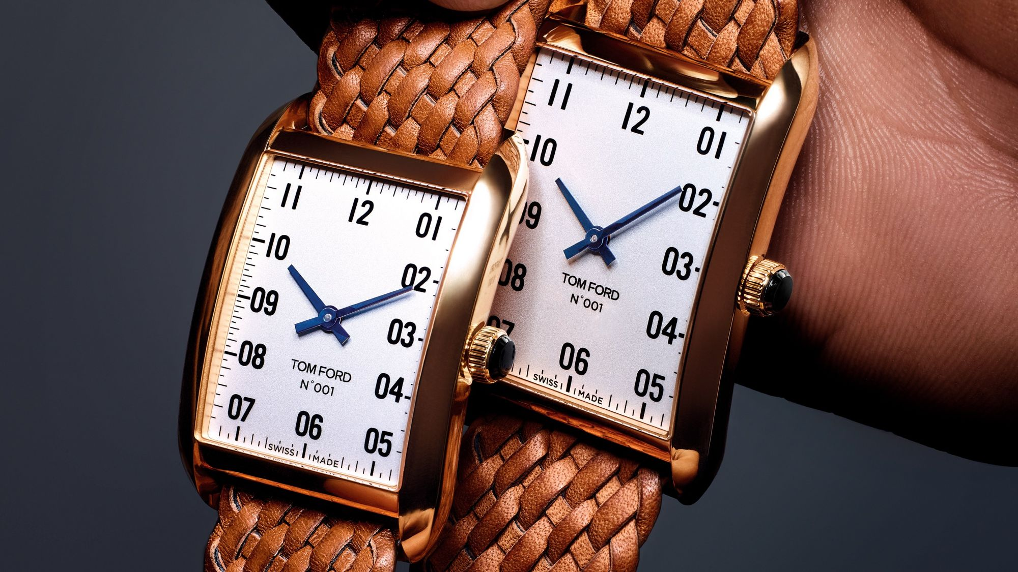 Tom Ford Launches A Watch Collection