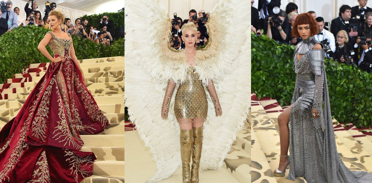 Met Gala 2018: The Good, The Bad And The Downright Outrageous