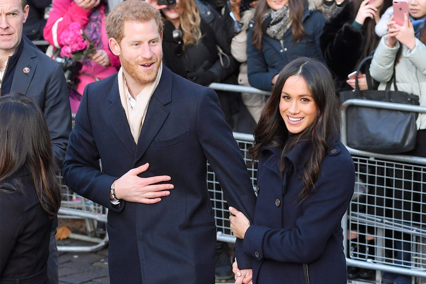 What Punters Are Betting On For Prince Harry And Meghan Markle's Wedding