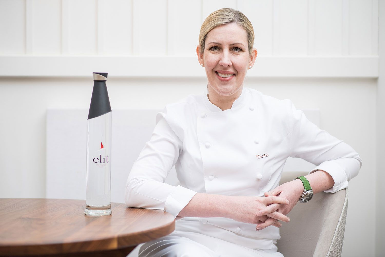 Chef Clare Smyth Named World's Best Female Chef 2018