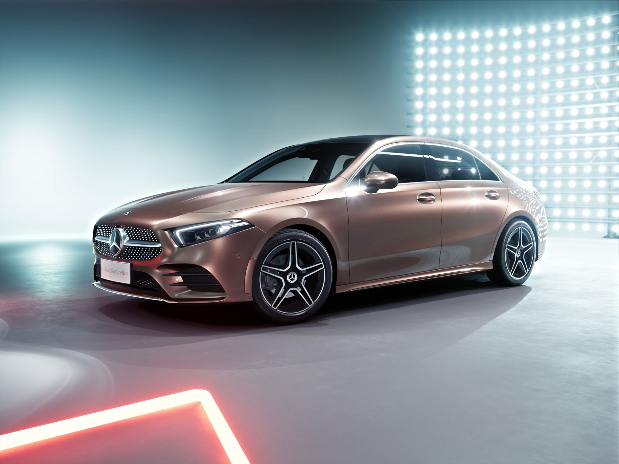 This 2019 Mercedes-Benz A-Class L Will Only Be Available In China