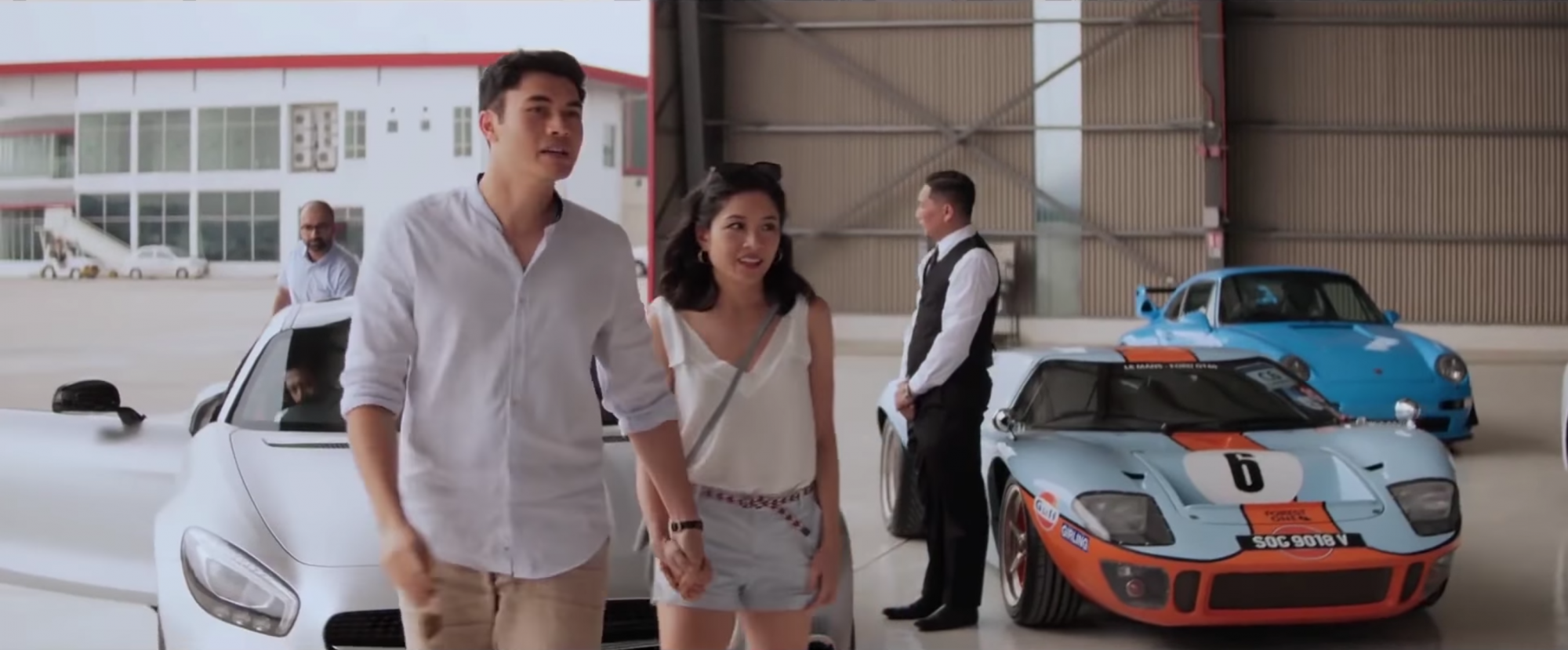 The 'Crazy Rich Asians' Teaser Trailer Is Finally Out