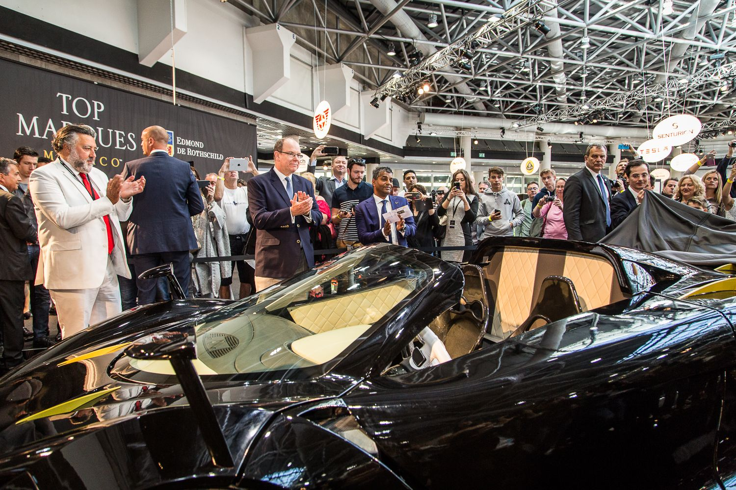 6 Global Premieres To Catch At Top Marques Monaco Auto Show