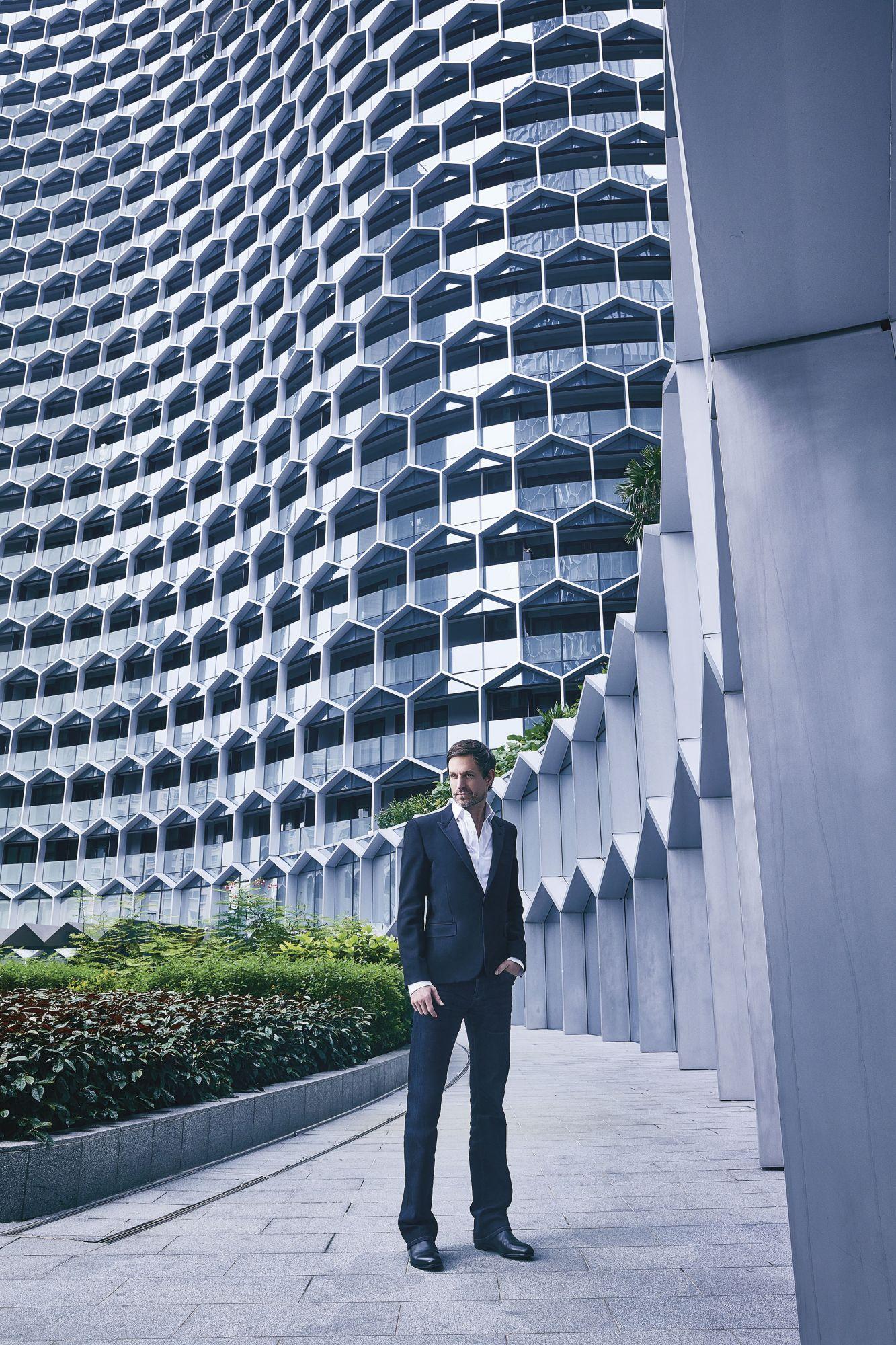 Design Speak: Ole Scheeren Reinvents The Modern Skyscraper