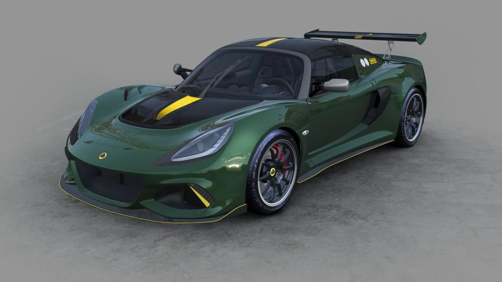 Lotus Unveils Limited Production Run Car, Exige Cup 430 Type 25