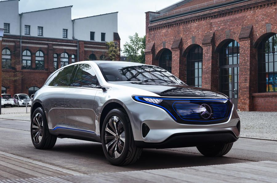 Ultra-Luxurious EQ S Electric Sedan In The Pipeline For Mercedes-Benz