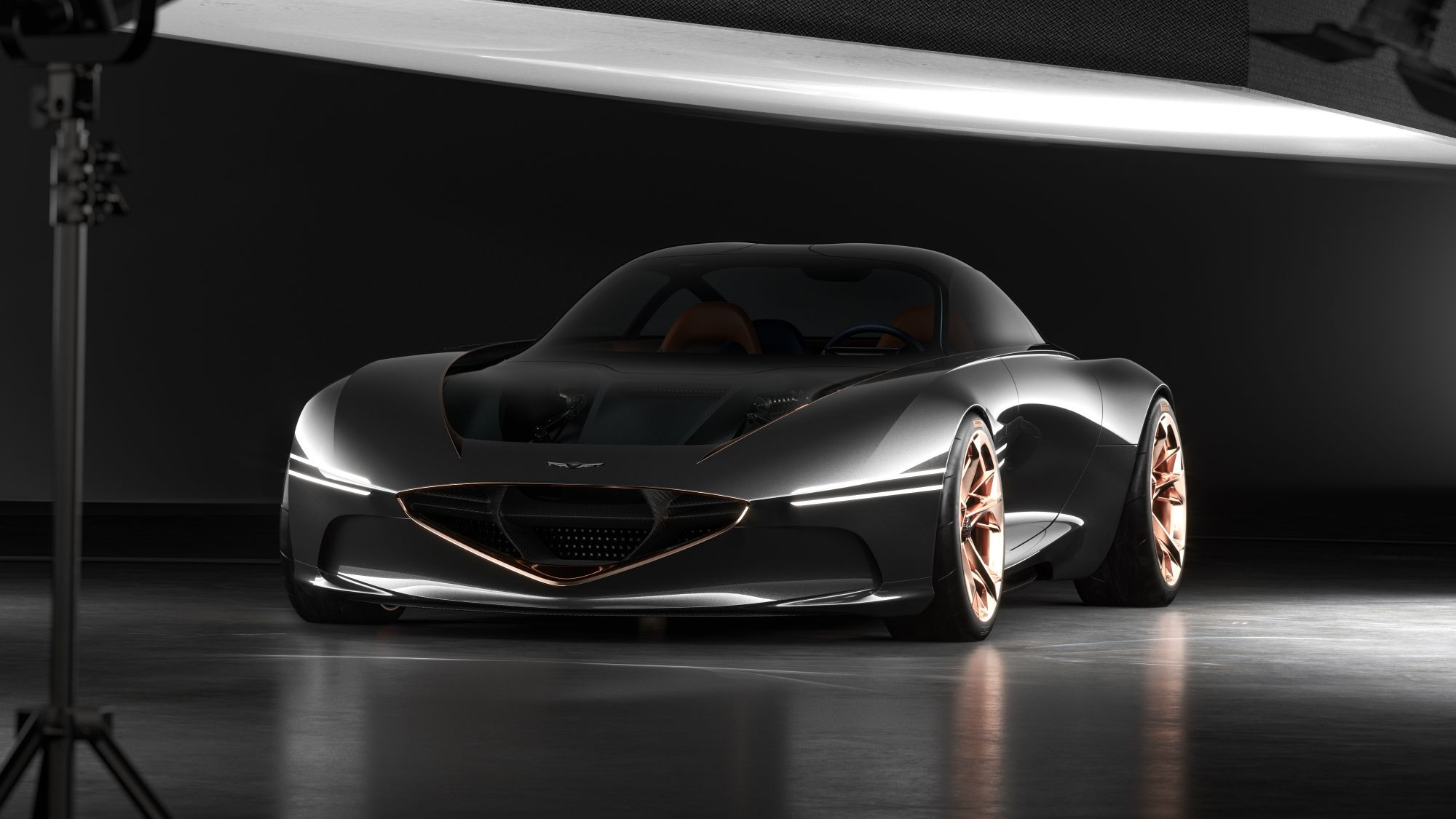 Genesis Unveils Luxe Electric Car: Essentia Concept