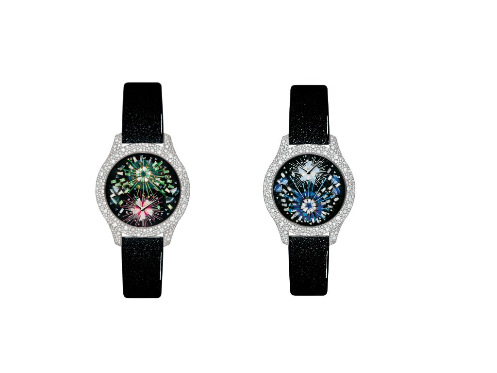 Dior Reveals New Fireworks-Inspired Grand Soir Watches