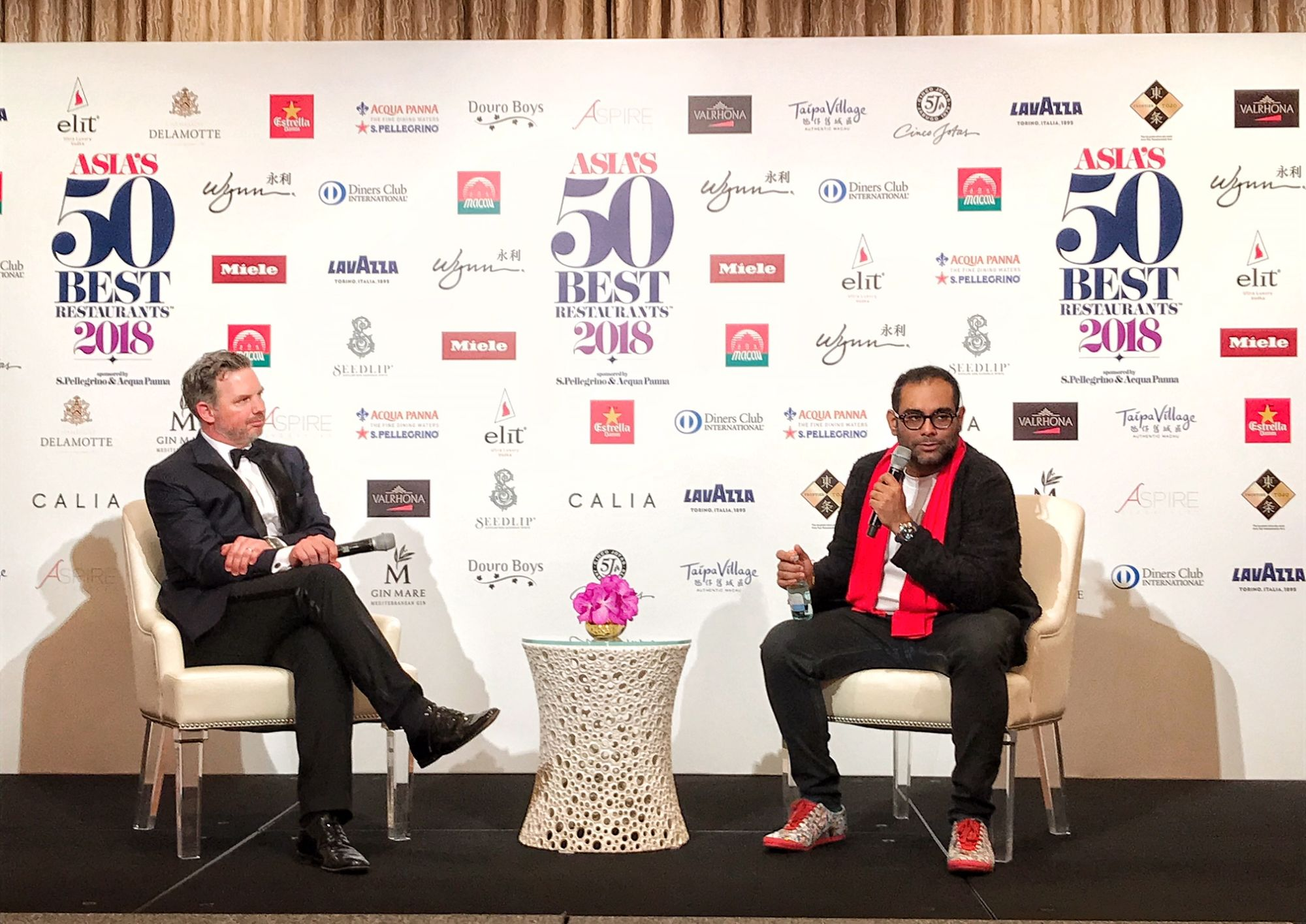 Gaggan Is Asia's Best Restaurant For A Record Fourth Year