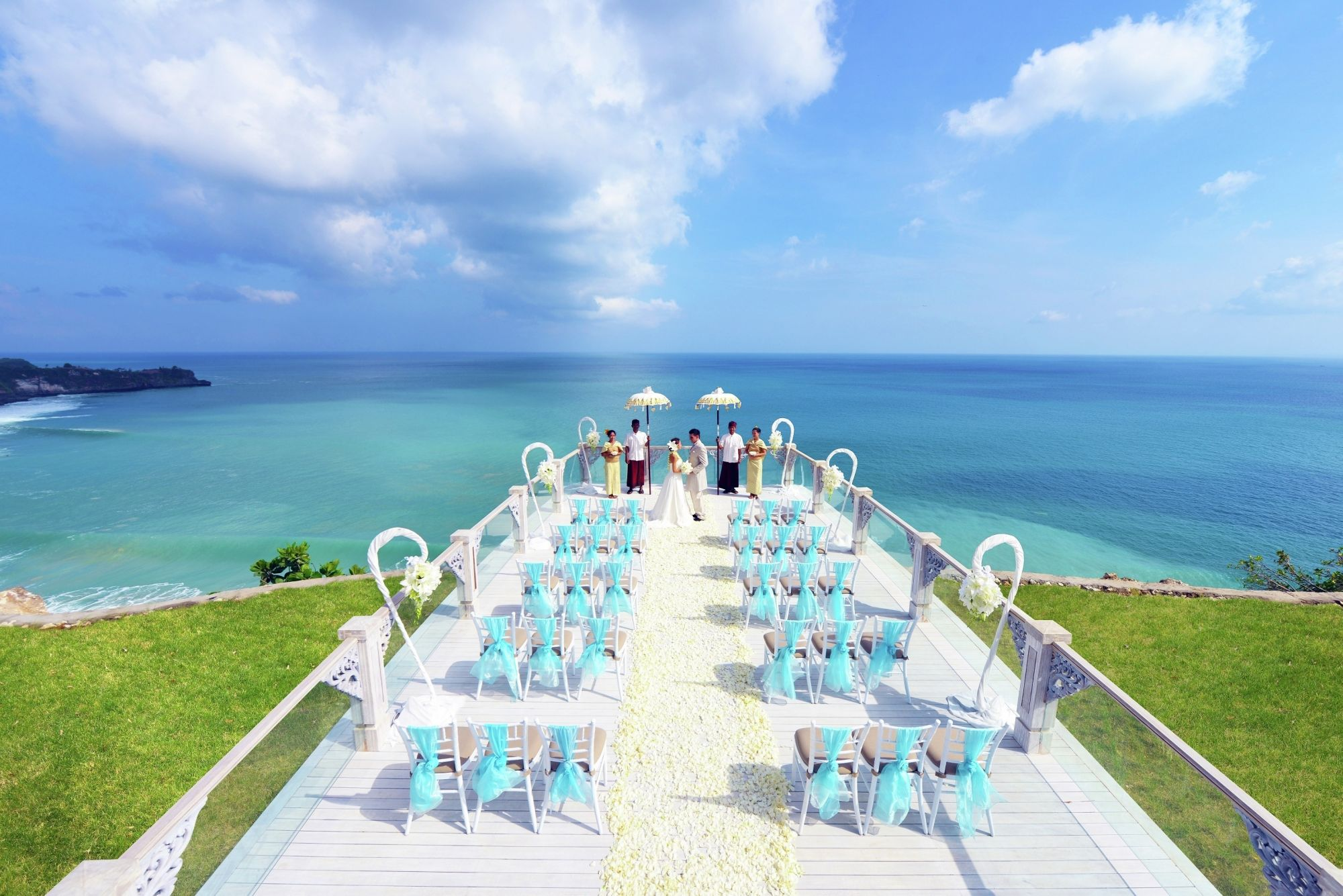 This Is The Most Instagram-Friendly Wedding Venue In The World
