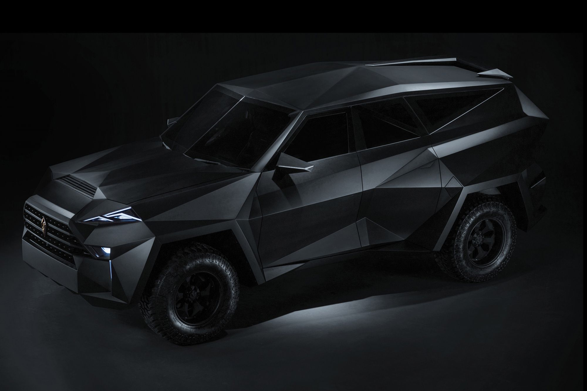 Is The Karlmann King The World's Most Expensive SUV?