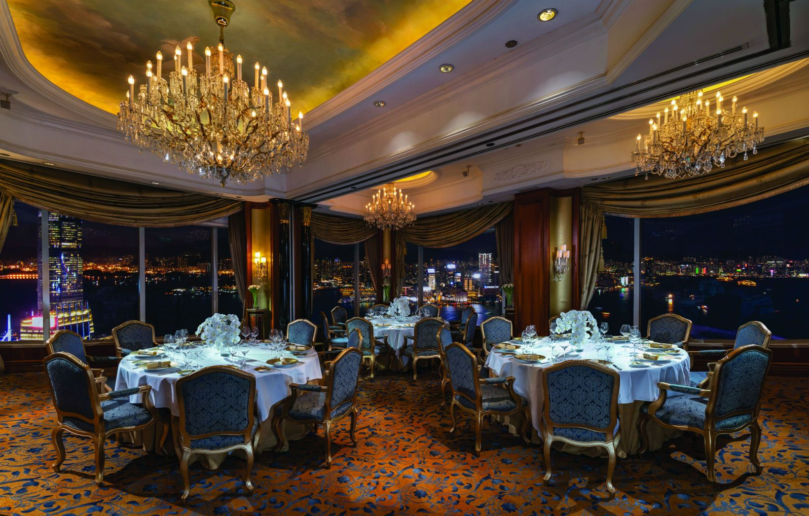 Enjoy The Last Supper From The Titanic At Island Shangri-La, Hong Kong