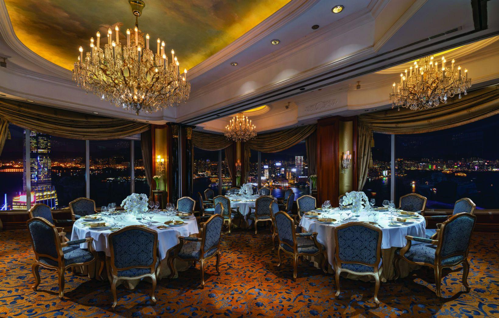 Enjoy The Last Supper From The Titanic At Island Shangri-La, Hong Kong