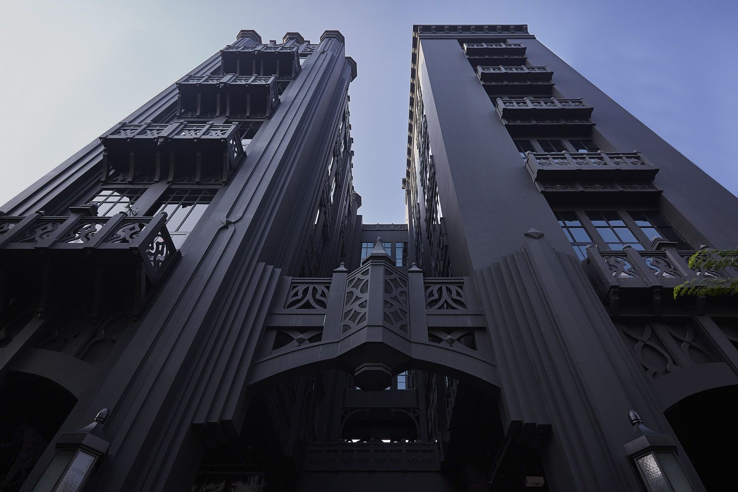 This Neo-Gothic Building Is The Mill's Creative Fortress