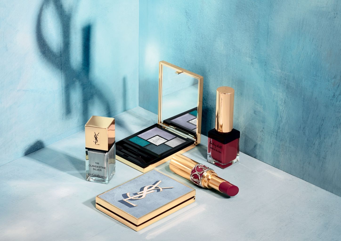 Go Bold With Yves Saint Laurent's Summer 2018 Makeup Release