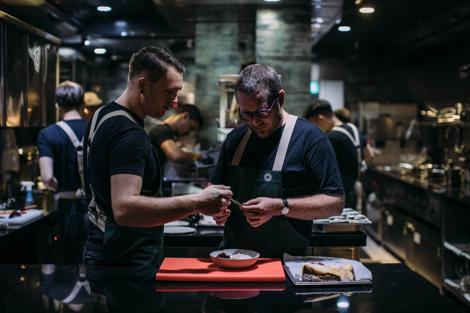 Experience Cross-Cultural Cooking At Blackwattle