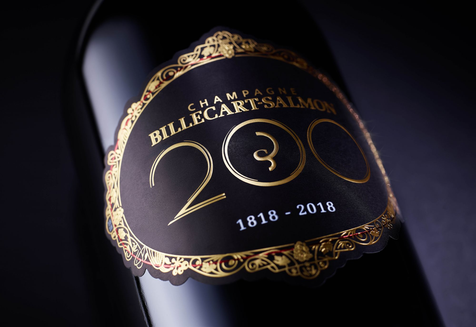 Champagne Billecart-Salmon Celebrates 200 Years Of Independence