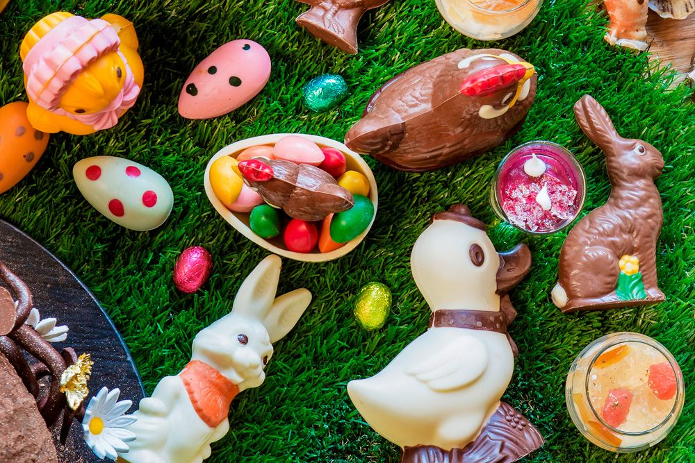 10 Restaurants Where You Can Celebrate Easter Sunday