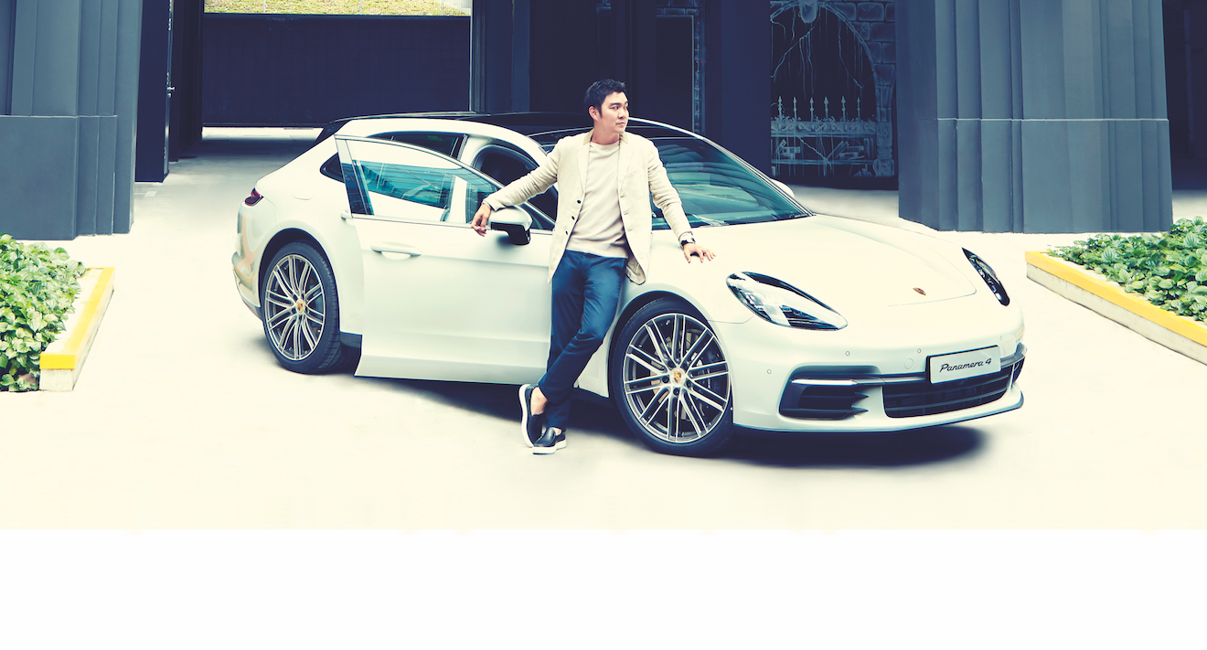 Shaun Tay Discovers His Passions In The Porsche Panamera 4 Sport Turismo