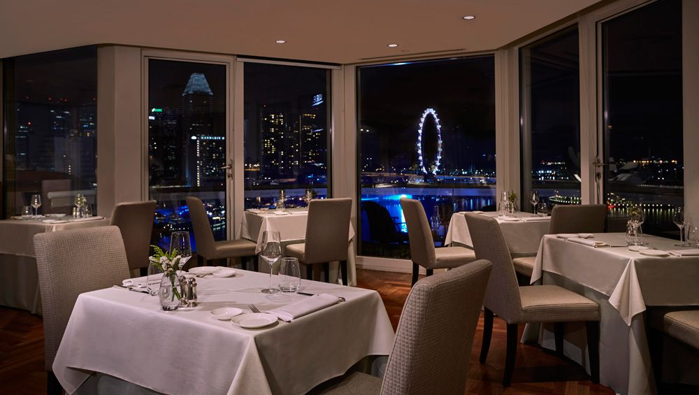 4 Romantic Restaurants Where You Can Pop The Question