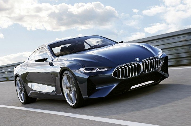 Could This Be BMW's 8 Series Gran Coupe?
