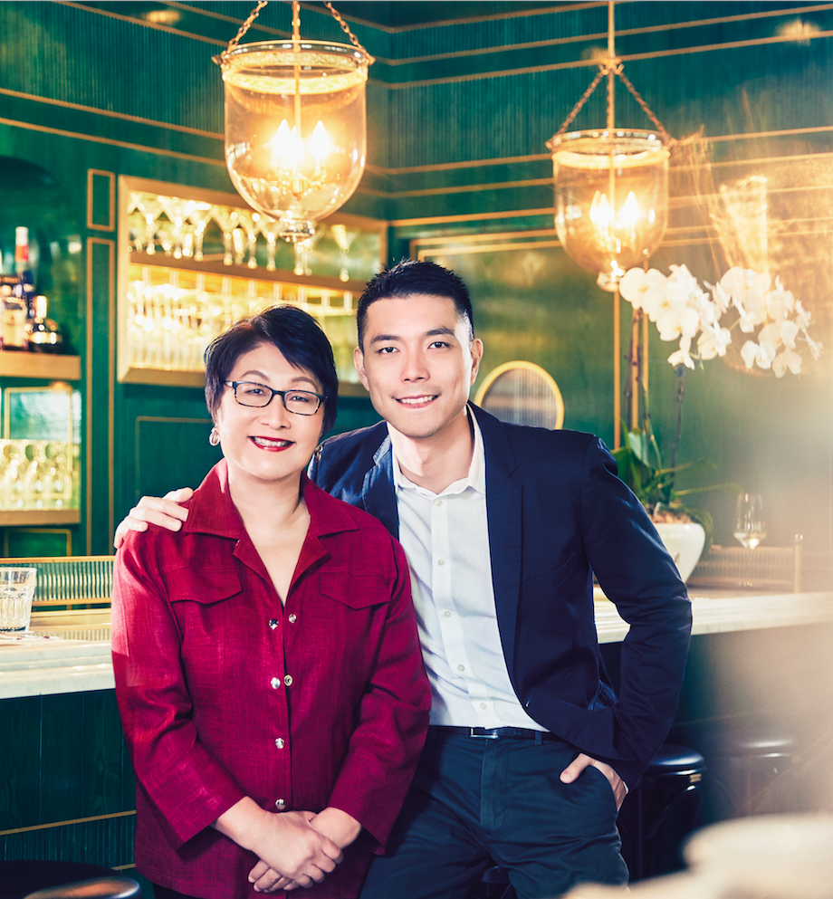 Is The Restaurant Industry Tougher For Women? Violet Oon and Her Son Tay Yiming Discuss