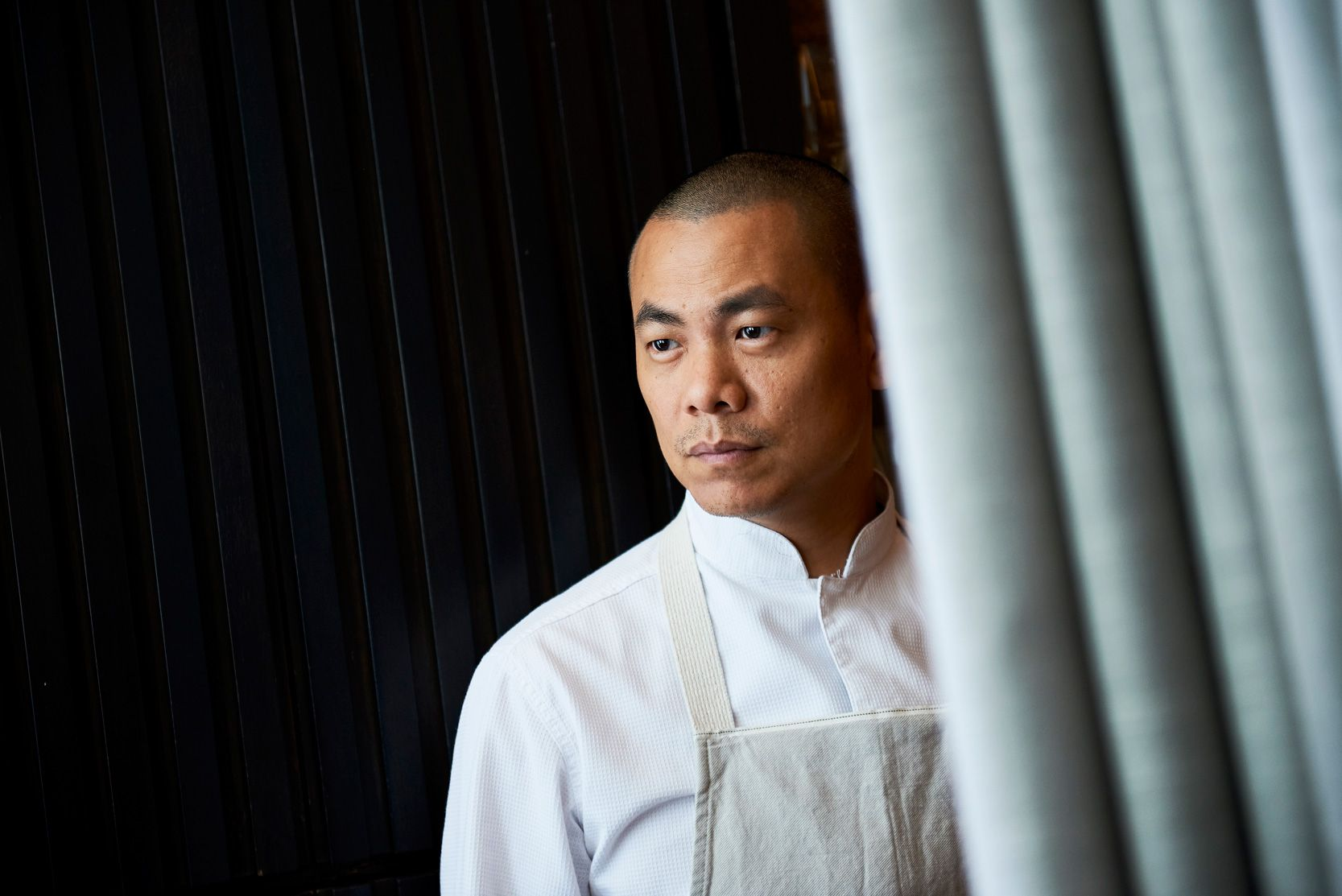 Chef Andre Chiang Receives The Diners Club Lifetime Achievement Award
