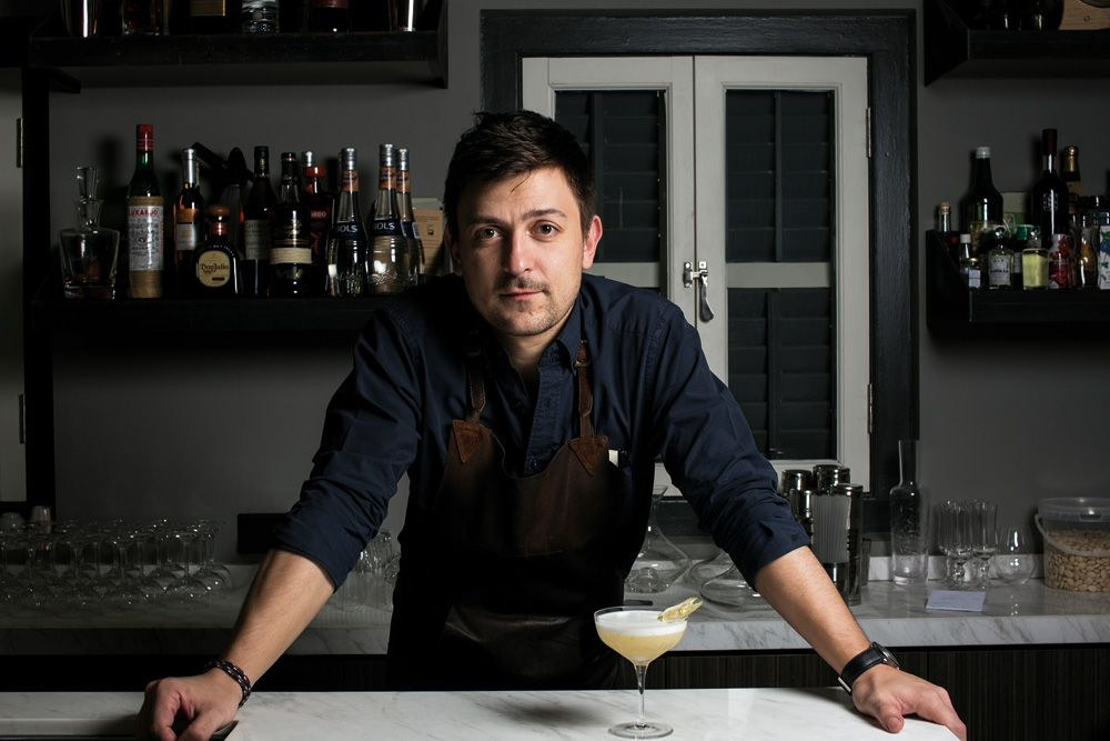 Meet Kamil Foltan, Founder Of The Indigenous Bartender