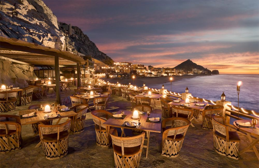 10 Of The Most Romantic Restaurants In The World
