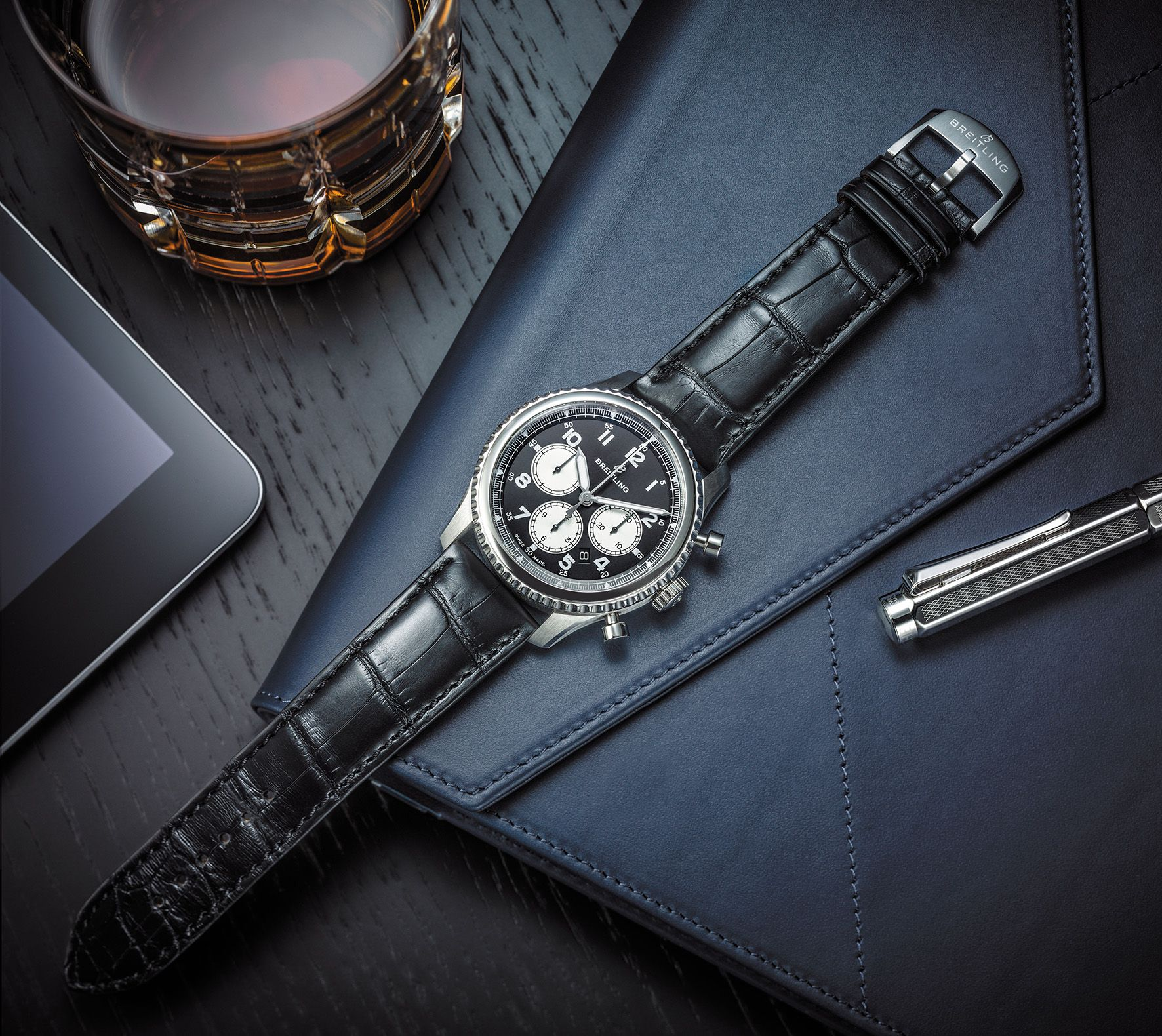 Breitling Unveils New Identity and Collection At Shanghai Roadshow