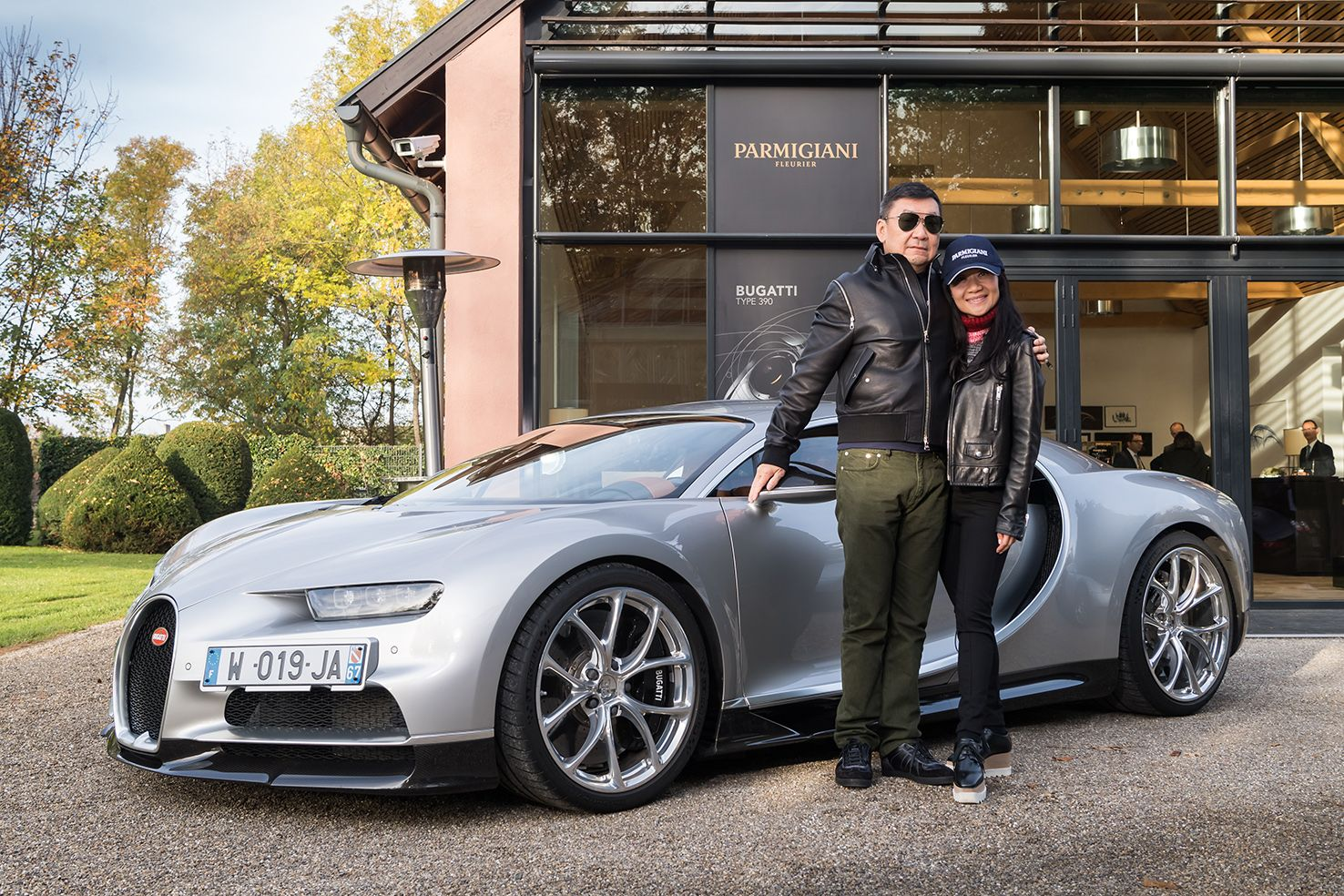 What Darren And Dana Cheong Learnt About The Parmigiani-Bugatti Partnership