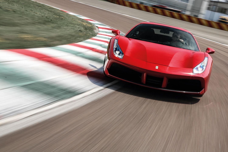 The Most Powerful V8 Car Ferrari Has Ever Produced