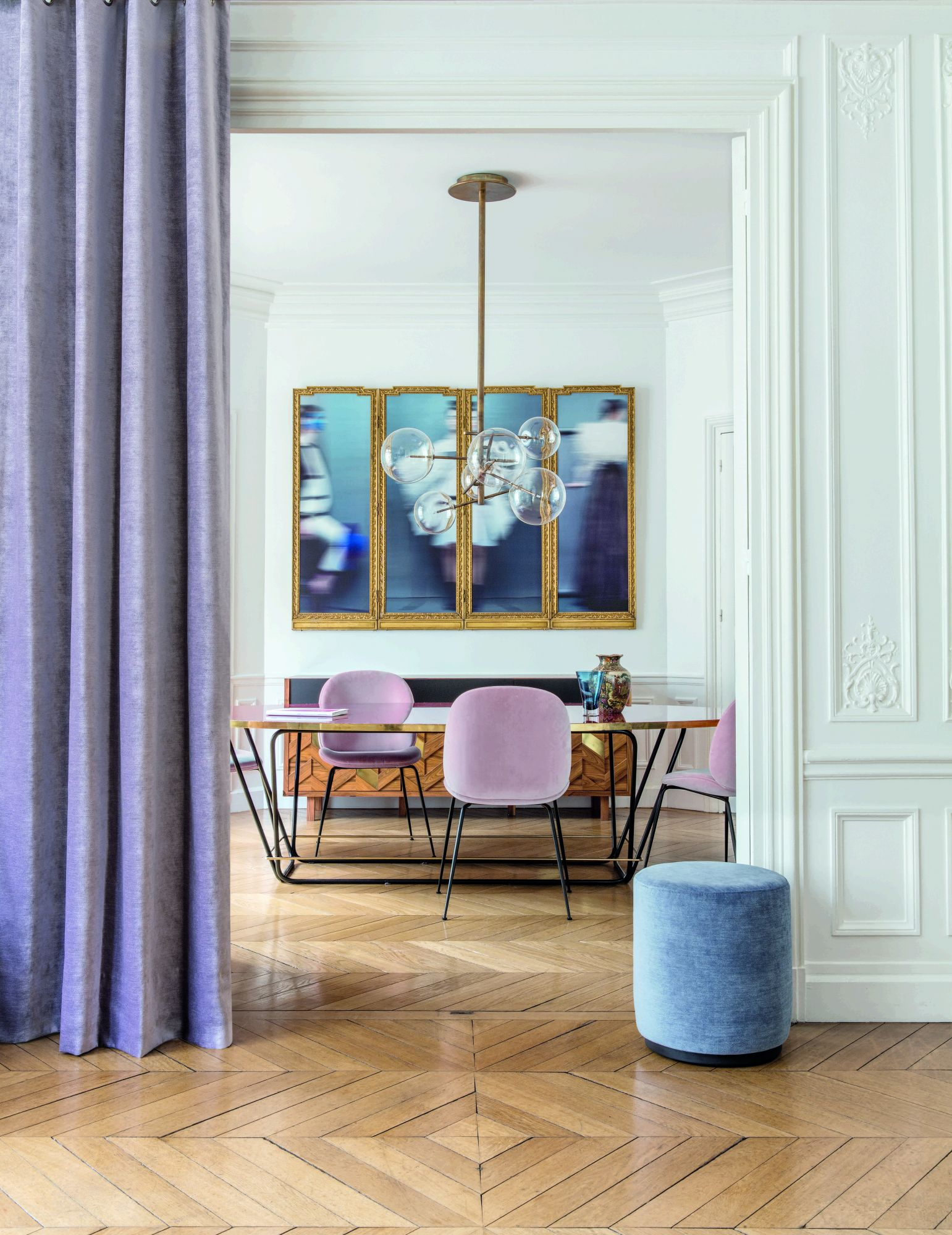8 Tactile Ways To Transform Any Space With Fabric