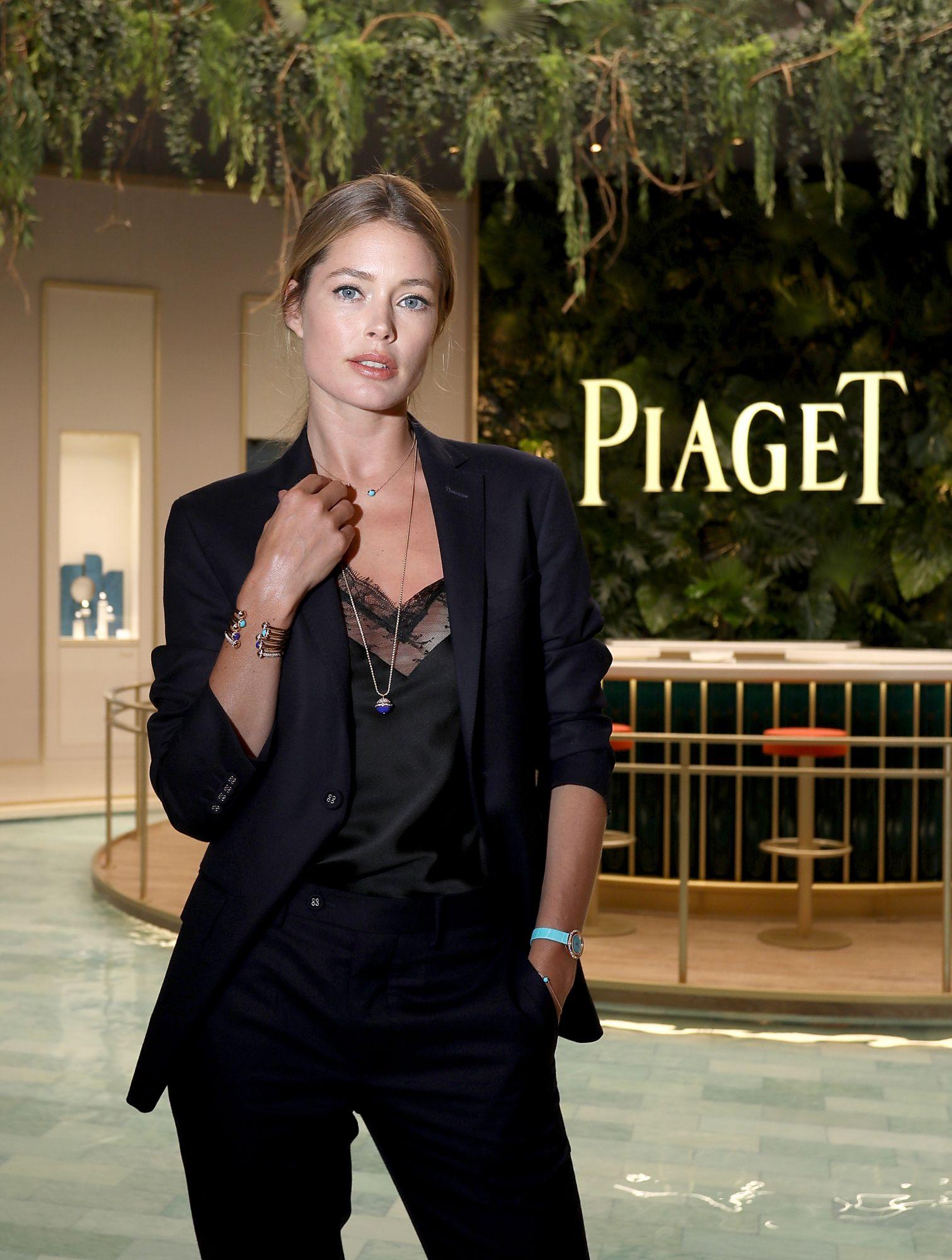 5 Minutes With... Doutzen Kroes, Piaget Ambassador